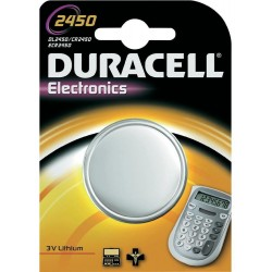 Duracell DL2450 Pila Coin 3v Litio