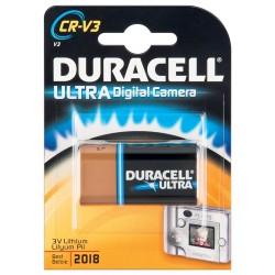 Duracell DLCR-V3 Pila per Foto Ultra M3 3v