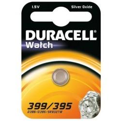 Duracell Pila per orologio 357/303 1,5V (2 pezzi)