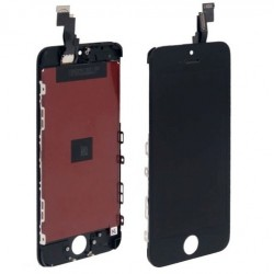 Display + Touch + Frame per Apple Iphone 5C Nero