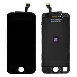 Display Lcd + Touch + frame per Apple Iphone 6 Nero