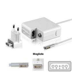 Alimentatore compatibile Macbook 85W 18.5V 4.6A Magsafe 1 MC556Z/B