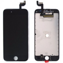 Display Lcd + Touch screen + Frame per Iphone 6S Nero