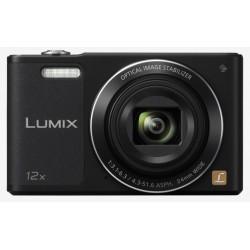 Panasonic Fotocamera Compatta Nera DMC-SZ10EG-K