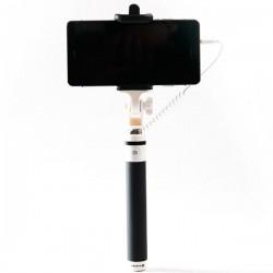 Asta telescopica per selfie con attacco da 3,5mm
