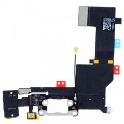 Dock ricarica completo di microfono e jack audio per Apple iPhone 5S