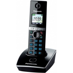 Panasonic Cordless Digitale TG8051 Nero