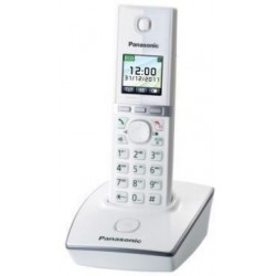 Panasonic Cordless Digitale TG8051 Bianco