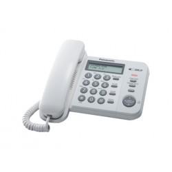 Telefono a Filo Panasonic 560 Bianco