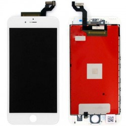 Display Lcd + Touch screen + Frame per Iphone 6S Plus Bianco
