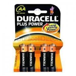 Duracell Stilo LR06 Blister 4Pz Scatola 20Pz