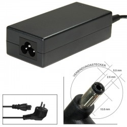Alimentatore Notebook da 19V - 65W- 3,42 Ampere - 5,5*2,5mm