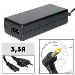Alimentatore Notebook per HP da 8.5V 3.5A 65W Plug: 4.8*1.7