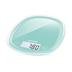 Sencor Bilancia Digitale da Cucina SKS 31GR Verde