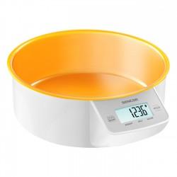 Sencor Bilancia Digitale con Ciotola Rimovibile SKS 4004OR Arancione
