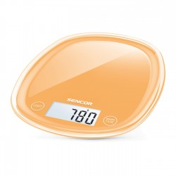 Sencor Bilancia Digitale da Cucina SKS 33OR Arancione