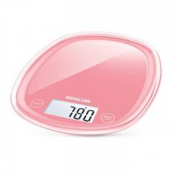 Sencor Bilancia Digitale da Cucina SKS 34RD Rosso