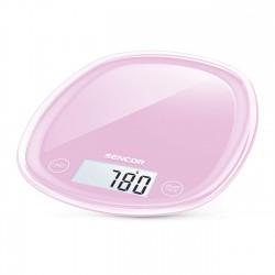 Sencor Bilancia Digitale da Cucina SKS 34RD Rosa