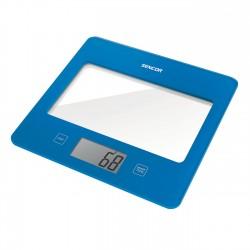 Sencor Bilancia da cucina Ultra Slim SKS 5022BL Blu