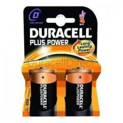 Duracell Torcia LR20 Blister 2Pz Scatola 10Pz