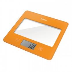 Sencor Bilancia da cucina Ultra Slim SKS 5023OR Arancione