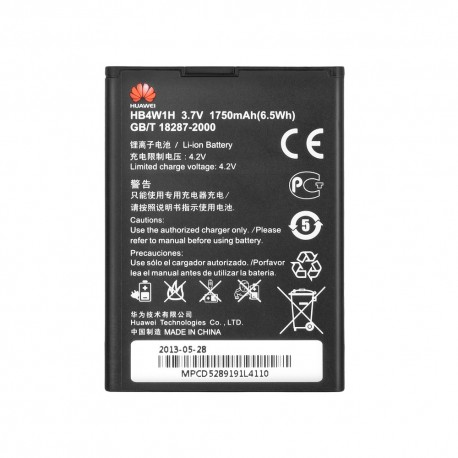 Huawei Batteria Li-Ion 1700 mAh- Bulk Cod: HB4W1H