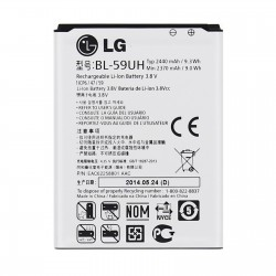LG Batteria -Bulk- 2440 mAh- BL-59UH