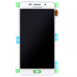 Display + Touch per Samsung A510 - A5 2016 Bianco