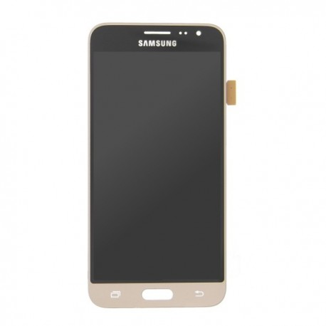 Display + Touch per Samsung J320 - J3 2016 Oro