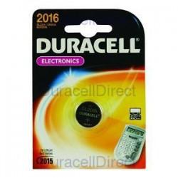 Duracell CR2016 - 3volt - Blister 1Pz. - Scatola 10 Blister