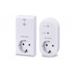 Kit prese elettriche a controllo remoto con smartphone (ricevitore+trasmettitore)