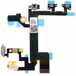 Flat Cable + Switch Tasto Power + Switch Tasti Volume e Vibrazione per Iphone 5S