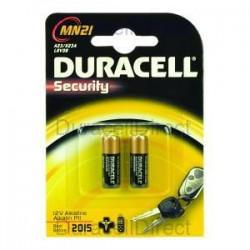 Duracell MN21 - 12volt - Blister 2Pz. Scatola da 10 Blister