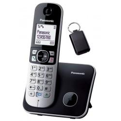 Panasonic Cordless Dect digitale con trovachiavi 6881