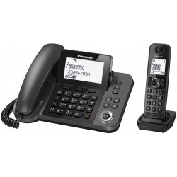 Panasonic Telefono Digitale Cordless/Con filo TGF310