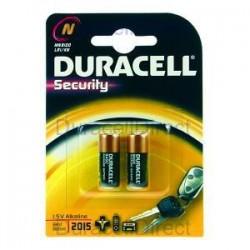 Duracell LR1/N - 1,5volt - Bl. 2Pz - Scatola 10 Blister