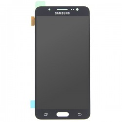 Display + Touch per Samsung J510 - J5 2016 Nero