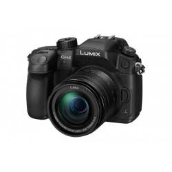 Fotocamera digitale mirrorless LUMIX DMC-GH4MEG-K