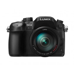 Fotocamera digitale mirrorless LUMIX DMC-GH4HEG-K