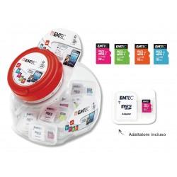 MicroSDHC 16GB Cl10 Candy Jar