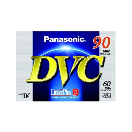 Box di 5 Cassette Mini DVC Panasonic