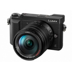 Fotocamera digitale mirrorless LUMIX DMC-GX80HEG-K