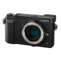 Fotocamera digitale mirrorless LUMIX DMC-GX80EG-K