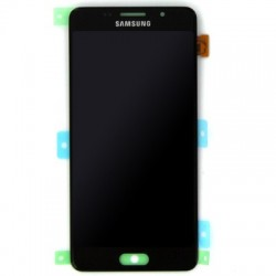 Display + Touch per Samsung A510 - A5 2016 Nero
