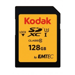 Kodak SDHC 128GB Class10 U3