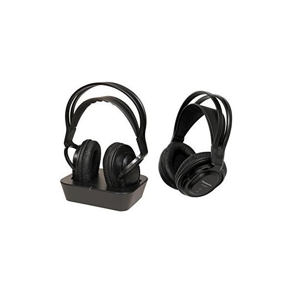 Panasonic Coppia Cuffie Wireless WF830WE-K ... 29ad0d722f49