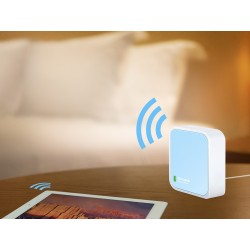 TP-Link ROUTER 300MBPS WIRELESS MINI POCKET
