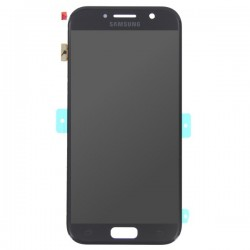 Display Lcd + Touch screen per Samsung A5 2017 (A520) Nero