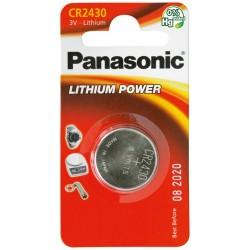 PANASONIC Pila al litio a bottone 3V 2430 Scatola 12 pezzi
