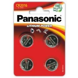 PANASONIC Pila al litio 2016 Scatola 12 pezzi Bl. 4